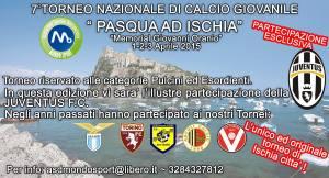 Pasqua ad Ischia 2015 banner