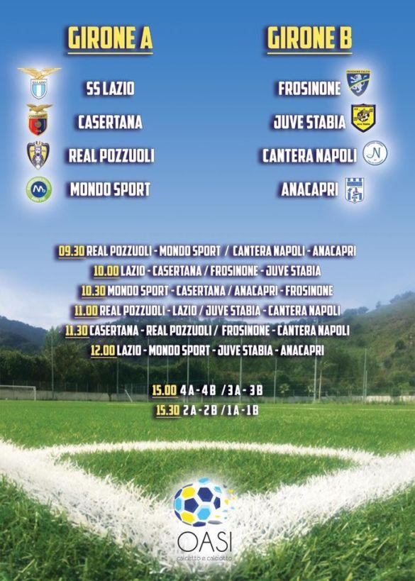 torneo 29 settembre